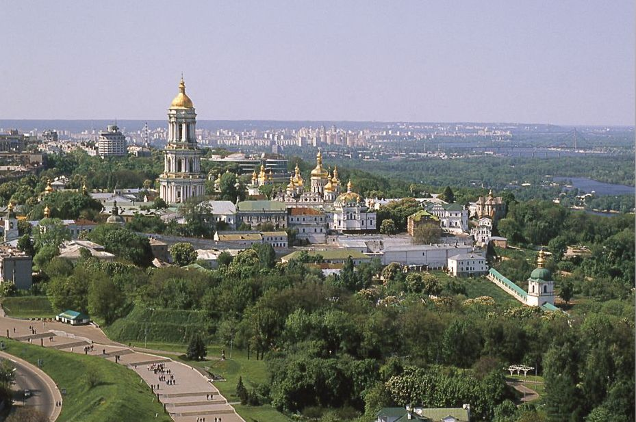 Wystawa: Ławra Kijowsko-Peczerska – święte miejsce Ukrainy