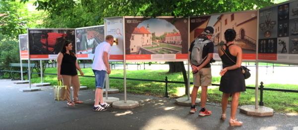 600 Wystawa Muzeum Żup Krakowskich Wieliczka Skarbiec UNESCO