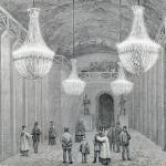 Sala Balowa w komorze Łętów