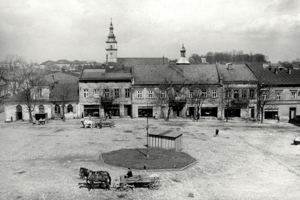 Wystawa: Wieliczka. Miasto utrwalone w kadrze.
