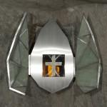 Tabernakulum w kaplicy Św. Jana Pawła II, fot. A. Grzybowski (1)