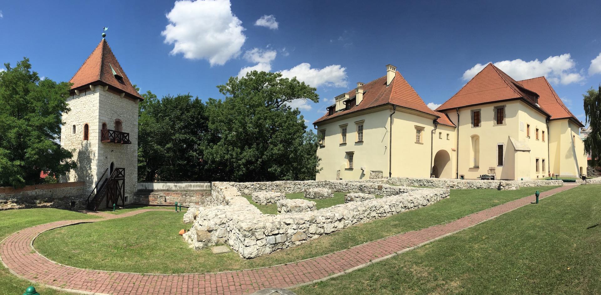 Zamek Żupny, Muzeum Żup Krakowskich Wieliczka