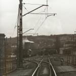 Dworzec, fot. Michał Grochal, 1965