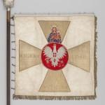 Sztandar Związku Legionistów Polskich w Wieliczce, 1930, Muzeum Narodowe w Krakowie