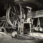 Kierat polski XVII w. największa maszyna w kopalni, fot. Alfons Długosz