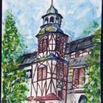 Kościół Pokoju w Jaworze, mal. W. Michalik1