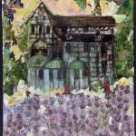 Kościół w Świdnicy, mal. E. Pilarz1