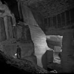Wędrówki po starej kopalni, fot. Alfons Długosz