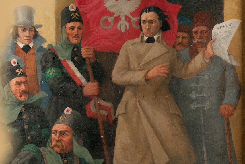 Sesja: Wokół roku 1846. W 170. rocznicę rewolucji krakowskiej