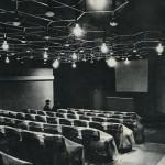 sala konferencyjno-kinowa Muzeum w 1966, fot. Magdalena Rusinek