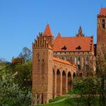 Julia Przedpełska - Zamek w Kwidzynie