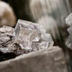 Kryształy soli Muzeum Żup Krakowskich Wieliczka, fot. Aleksandra Zapolska