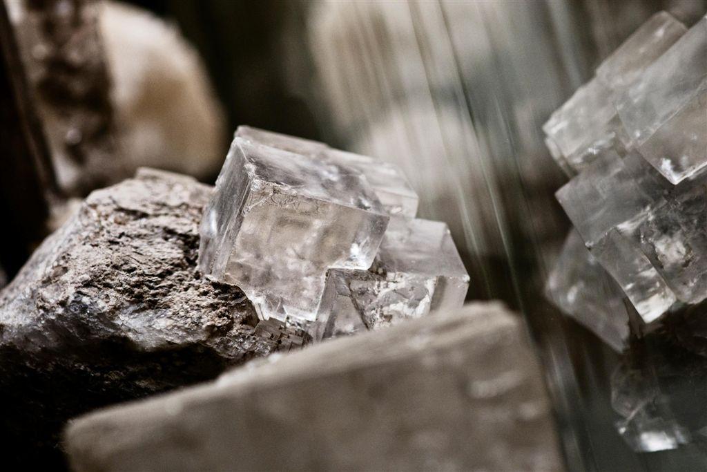 Oprowadzanie kuratorskie: Sól w Polsce. Współczesne ośrodki produkcji.