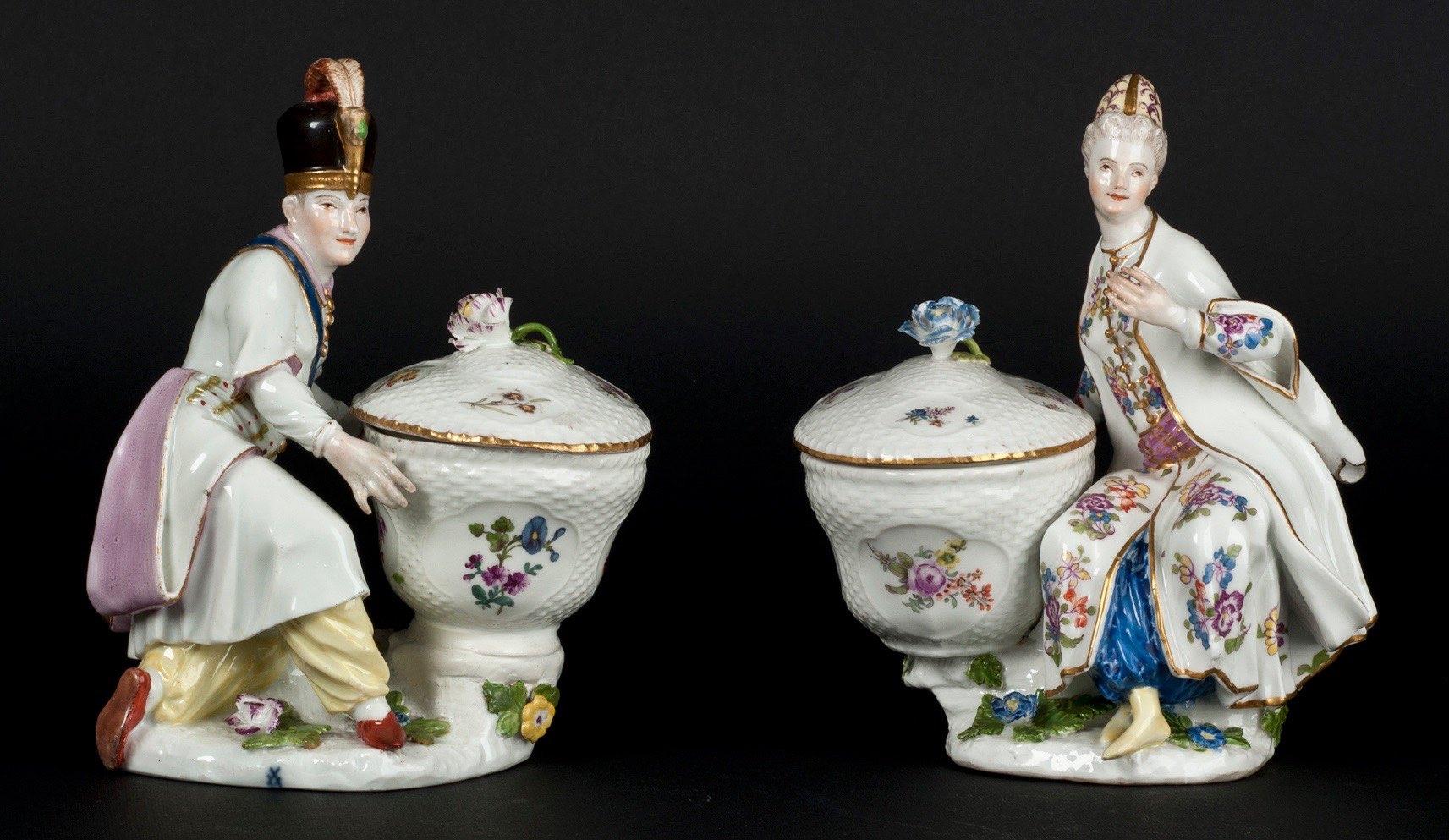 Nowość w zbiorach: Porcelanowe solniczki