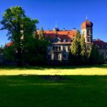Karolina Kozdroń l. 17 - Pałac w Brynku - Zespół Szkół Leśnych i Ekologicznych w Brynku
