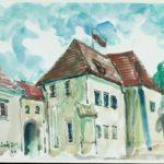 Adam Pochopień - Zamek Żupny w Wieliczce'