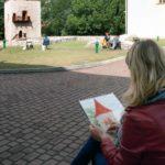Plener artystów niepełnosprawnych, fot. Ludwik Kostuś