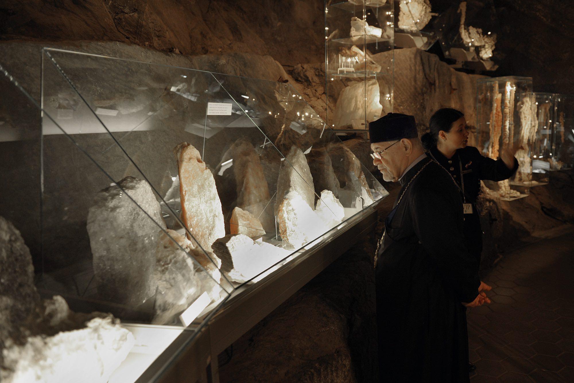 Arcybiskup Teheranu w Wieliczce