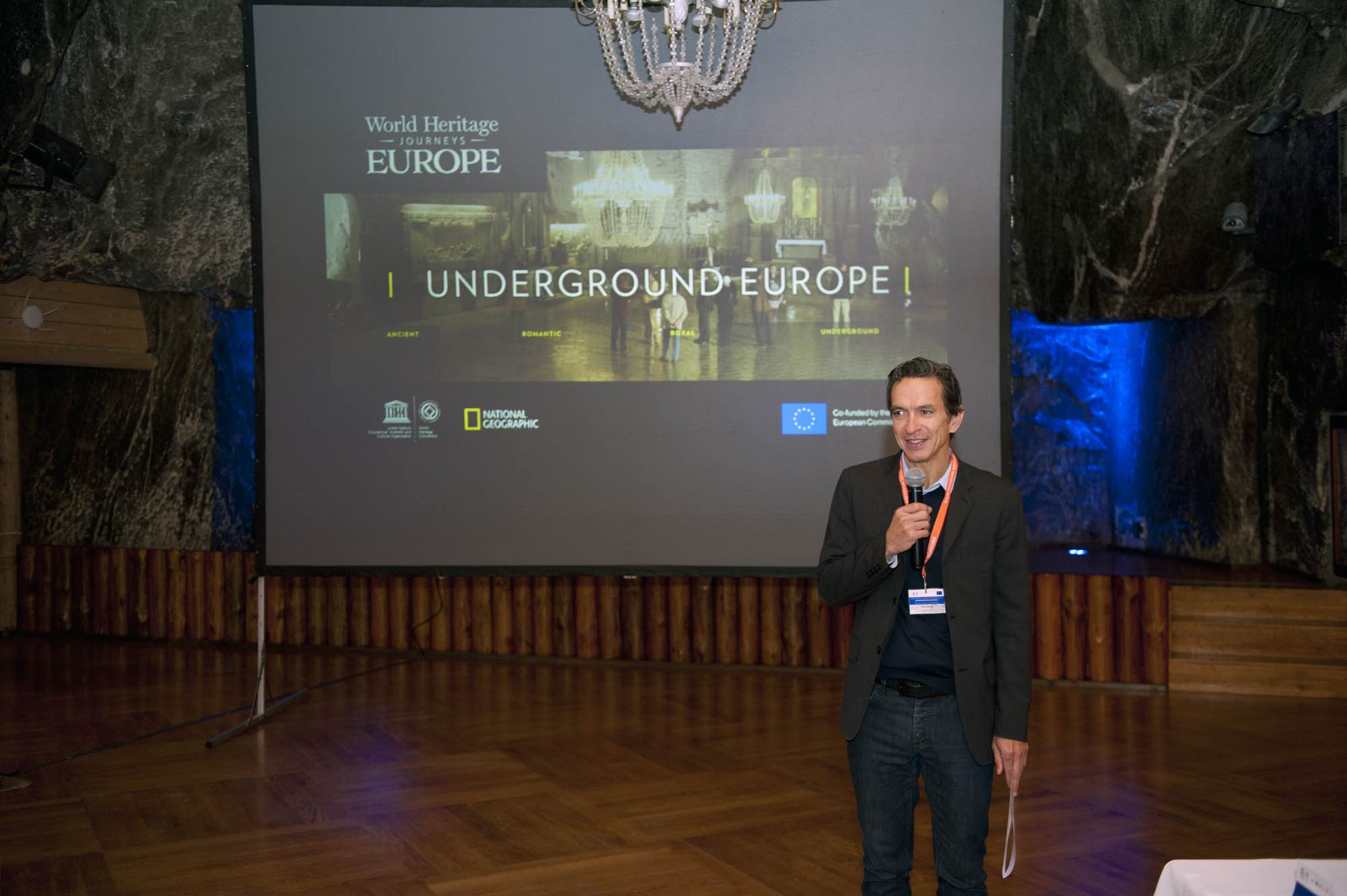 "The ""Underground Europe"" UNESCO Workshops in Wieliczka and Bochnia"