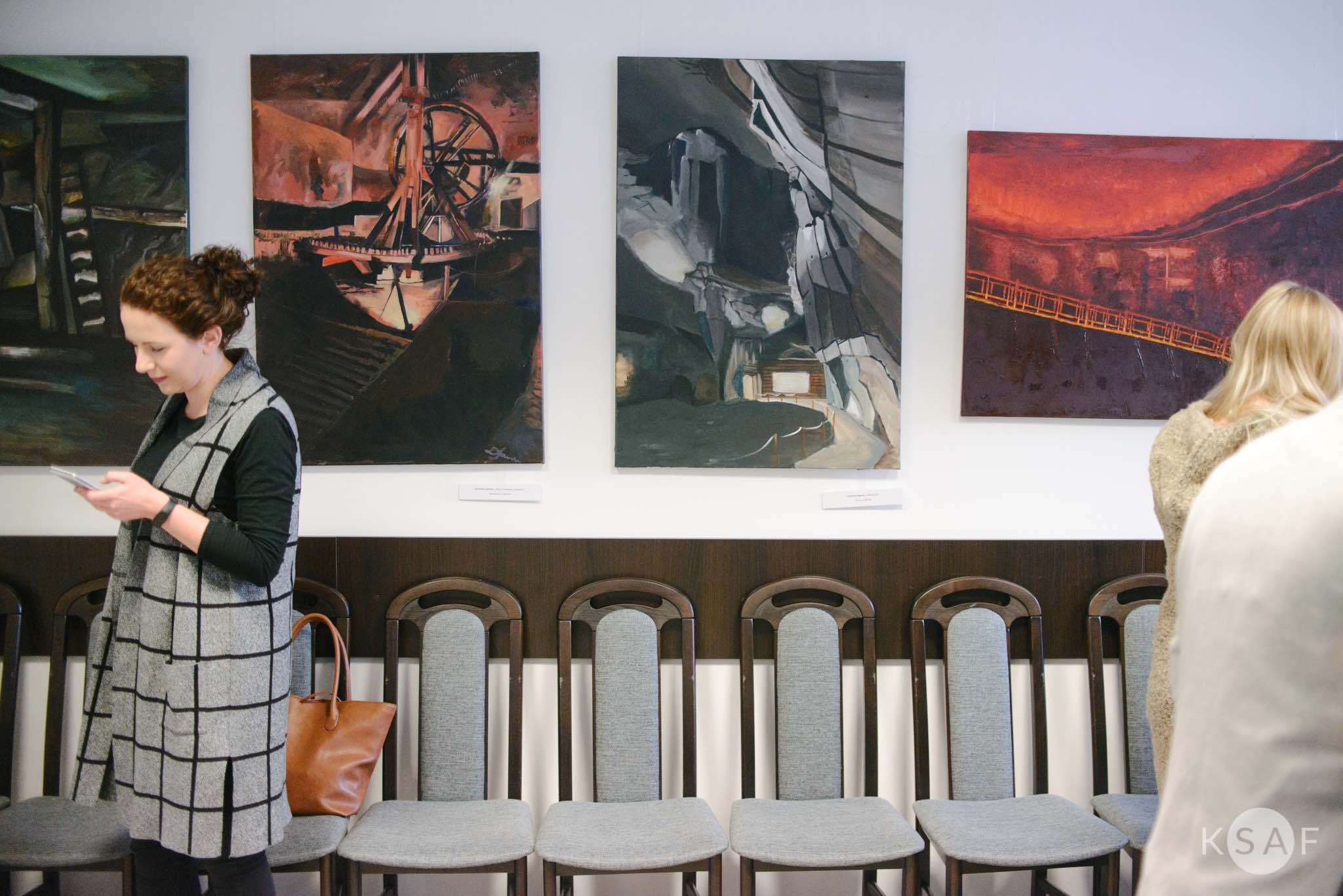 Wernisaż wystawy: Solne wnętrza
