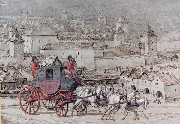 Spotkanie: Dyliżansem do Wieliczki