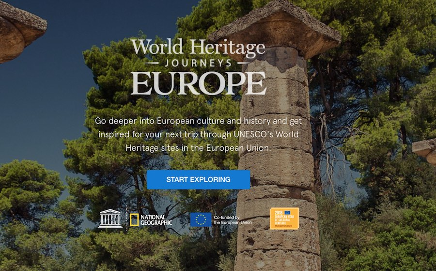World Heritage Journeys Europe