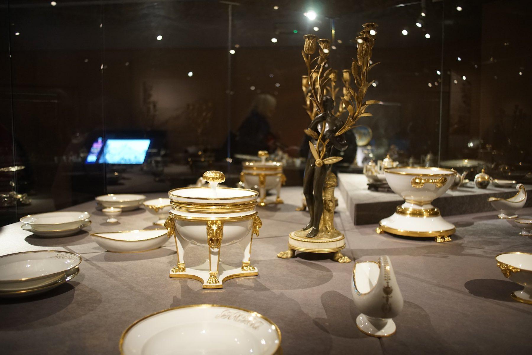 Zwiedzanie z kuratorem: Piękno stołu Zastawy z kolekcji Czartoryskich